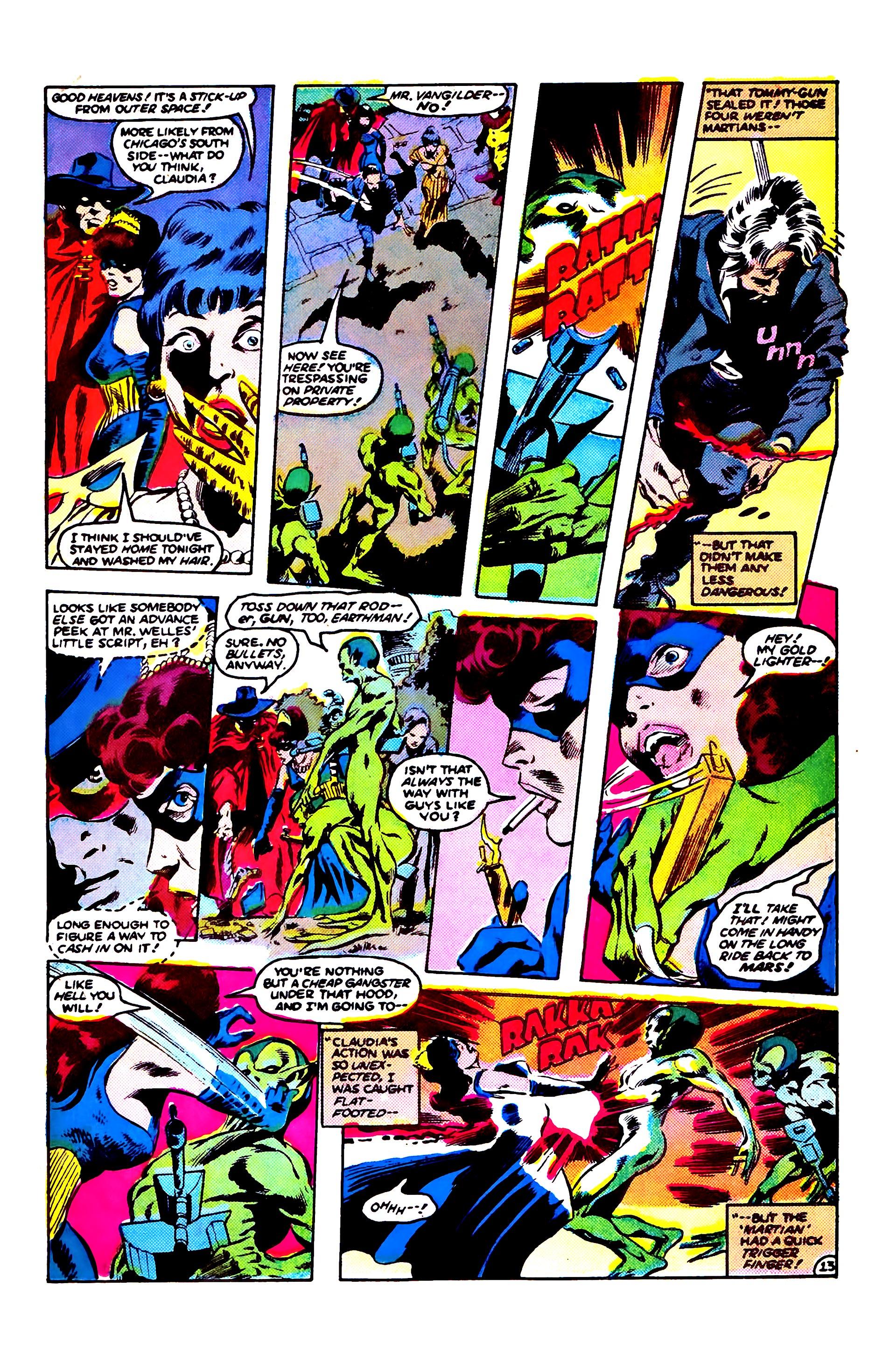 Read online Secret Origins (1986) comic -  Issue #5 - 19