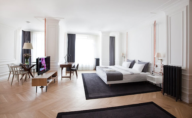 hotel boutique en estambul chicanddeco