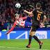 [VIDEO] CUPLIKAN GOL Atletico Madrid 2-0 Roma: Los Rojiblancos Jaga Asa Lolos Ke 16 Besar