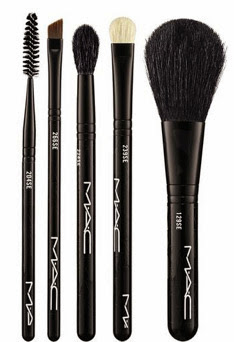 MAC Look in a Box Basic Brush Set