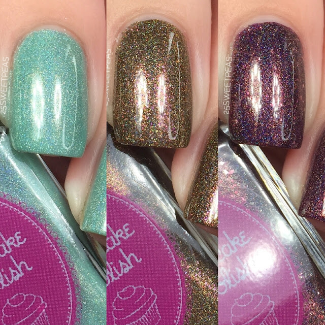 Cupcake Polishes The Vault Polishes