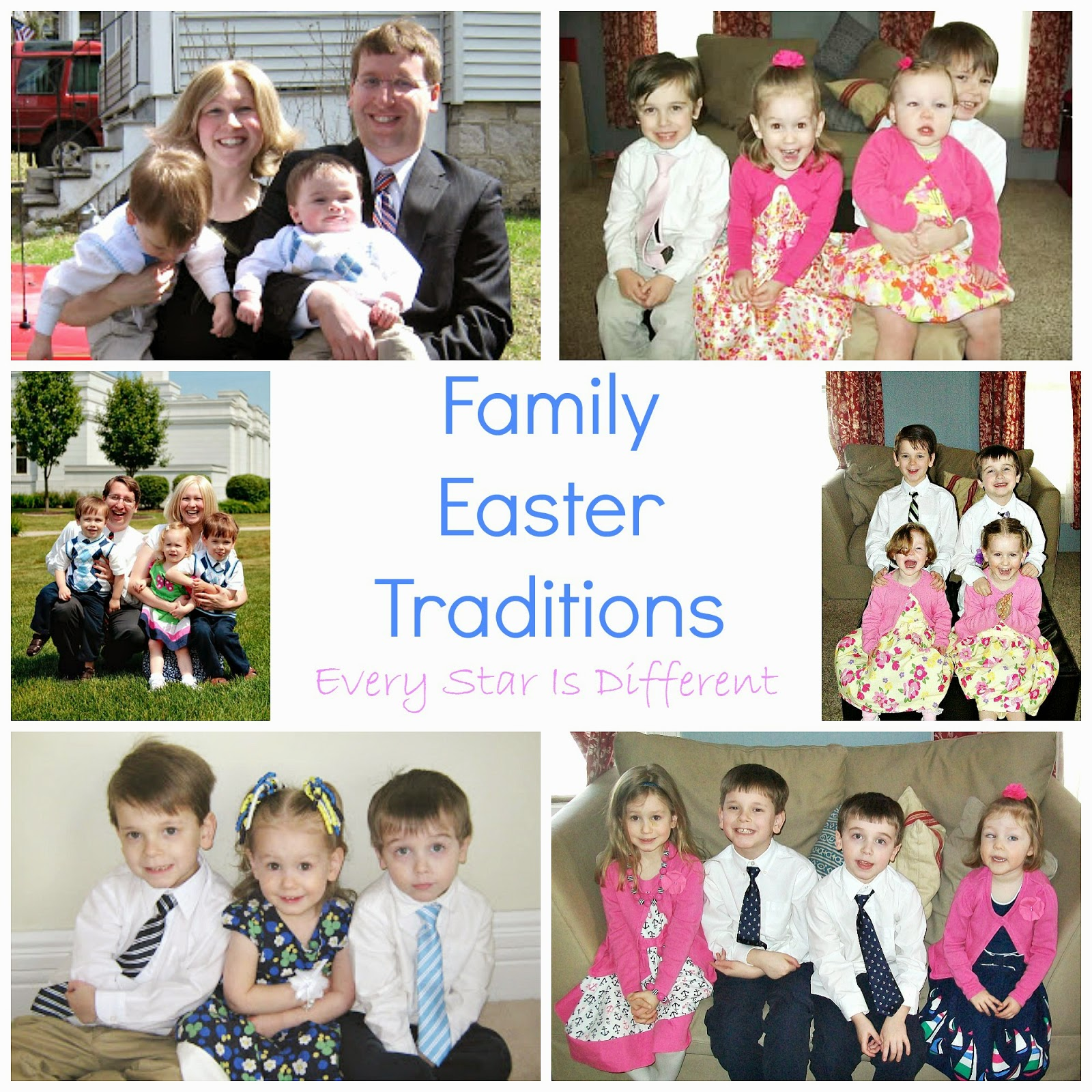 Family Easter Traditions