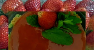 Strawberry Jelly-Homemade jelly making-Jelly with strawberry pulp