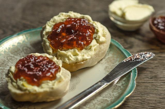 Jam often enhance the taste of everything
