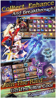 Sword Valkyrie Online V.1.1.8 Apk  - Free Role Playing Game For Android