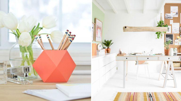 Ideas y manualidades ideas f ciles para decorar tu for Imagenes para decorar oficinas