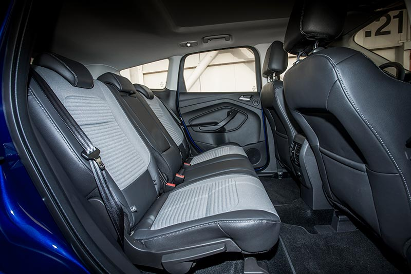 All New Ford Kuga Titanium Interior 2017 Photos And Rear