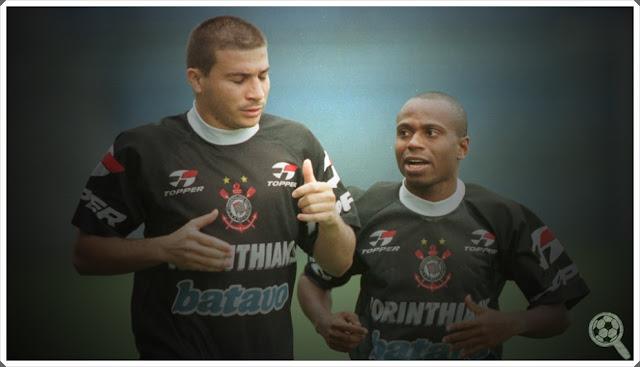 Corinthians Luizão Edilson