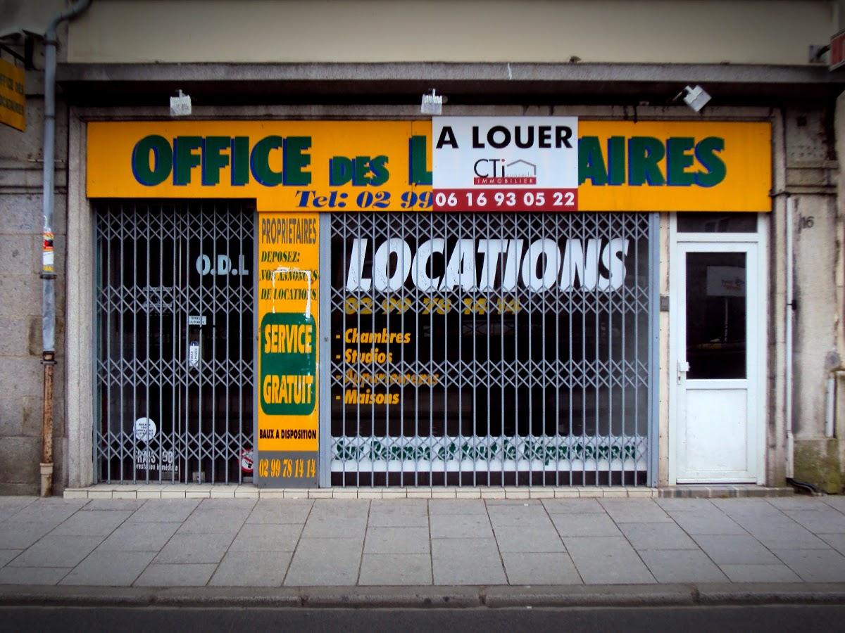 OFFICE DES LOCATAIRES - 16, quai Emile Zola - 35000 Rennes