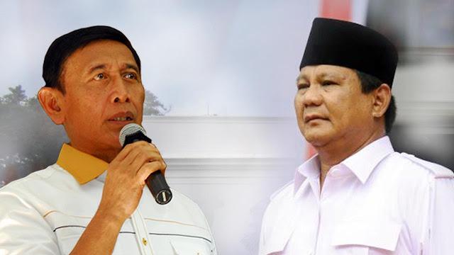 Soal Pemimpin 'Brengsek', Pengamat: Ucapan Wiranto Ditujukan ke Prabowo