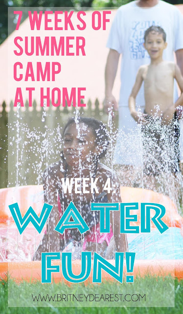 summer, camp, home, water, play, STEM, activities, fun, kids, children, learning, books, reading, educational