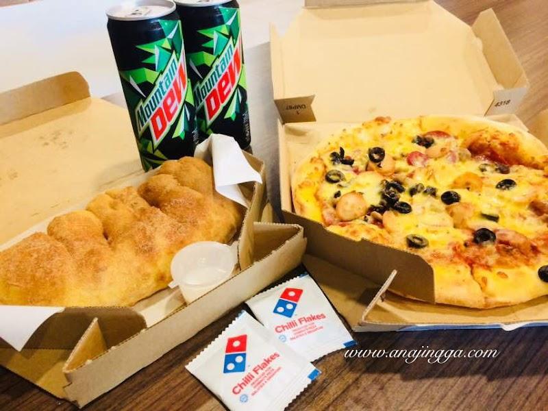 It's All About You di Domino's Pizza Seluruh Negara