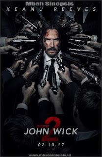 Download & Streaming Film John Wick 2 (2017) Subtitle Indonesia