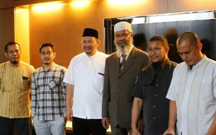 Inilah Kota yang dikunjungi Zakir Naik di Indonesia, 10 April di Makassar