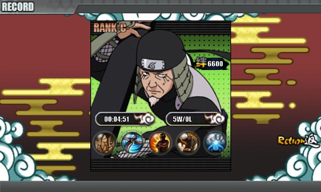 Naruto Senki Mod Apk Android v2.0