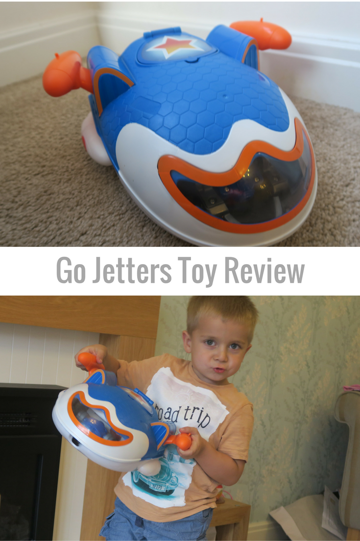 Review Go Jetters Jet Pad Playset Hollybobb S