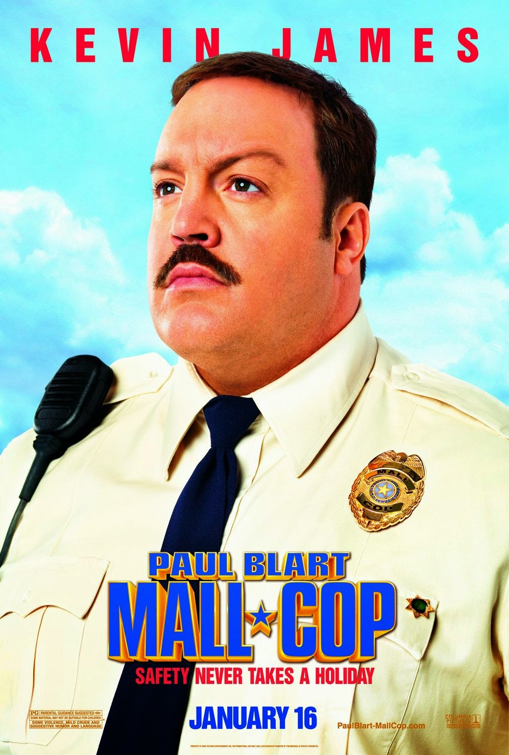Paul Blart: Mall Cop 2009 - Full (HD)