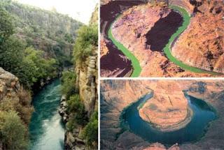 Türkiye'de Yeryüzü Şekillerinin Oluşumu