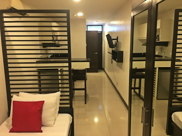 Copenhagen Main Residences is one of the cheapest hotels in Mandaue City Cebu near airport