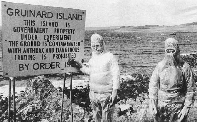 Warisan Gelap Pulau Gruinard