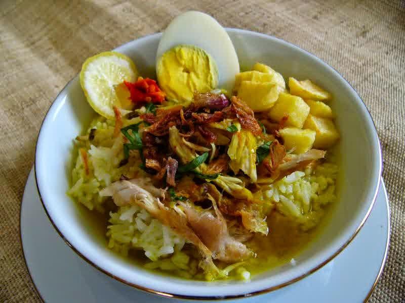 cara membuat soto lamongan spesial jawa timur