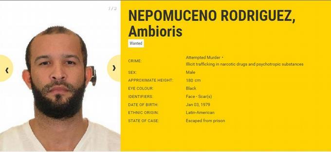 Acusado de matar abogada Paola Languasco está entre los más buscados por Europol