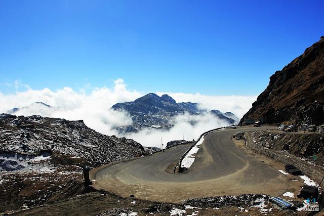road to nathula pass