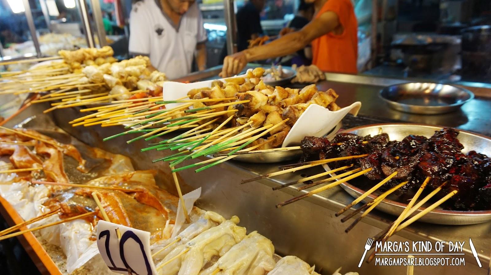 Wisata kuliner Jalan Alor, Kuala Lumpur