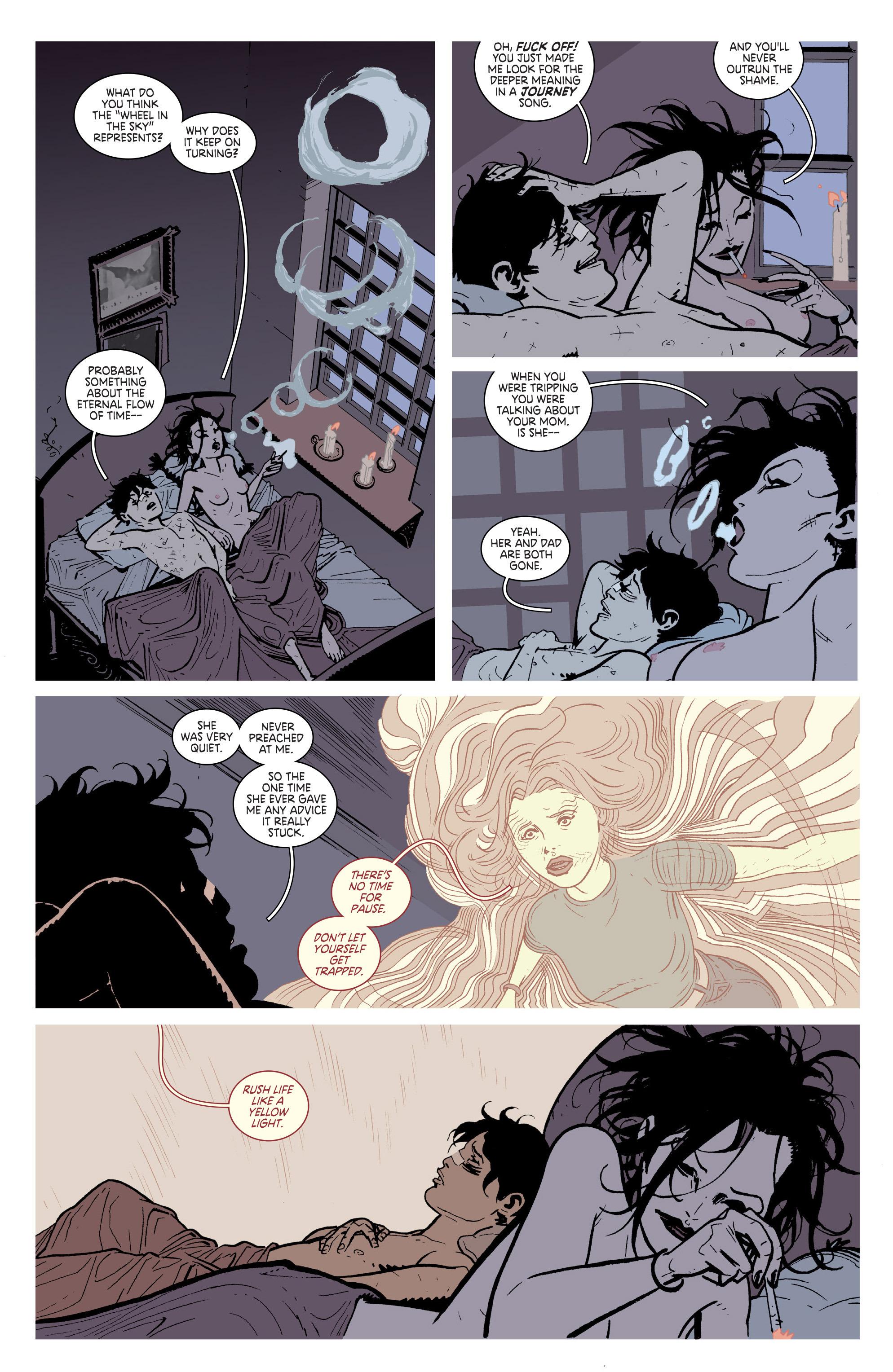 Read online Deadly Class comic -  Issue # _TPB 3 - 85