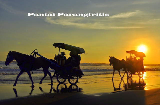parangtritis | wonderful Indonesia