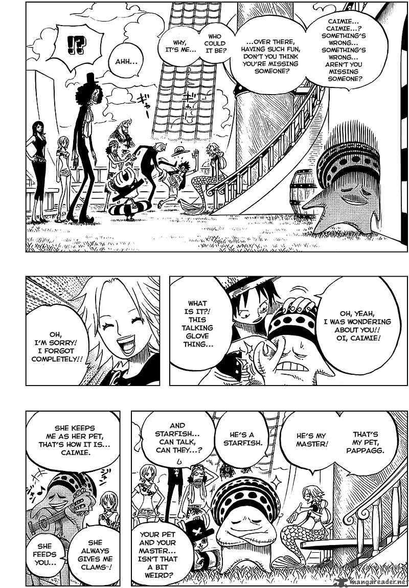 One Piece 491