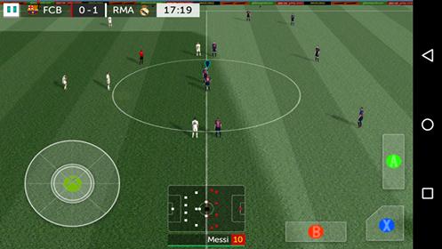تحميل لعبة MSE 18 مود FTS للاندرويد اجمل العاب كرة قدم اوفلاين