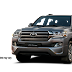 Toyota Land Cruiser Generasi Terbaru