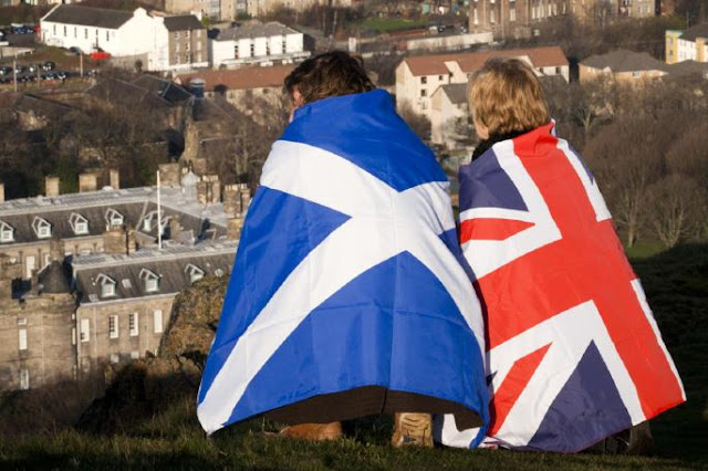 Scottish and British