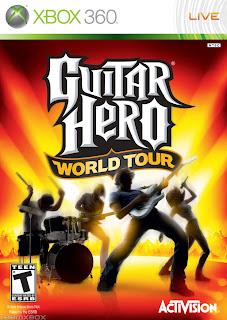 Guitar Hero World Tour (X-BOX360) 2008