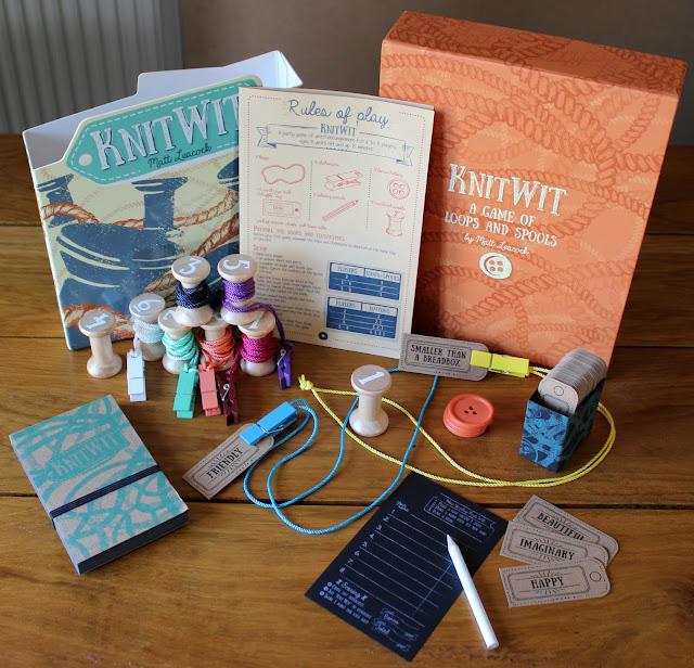 Knit Wit - box contents