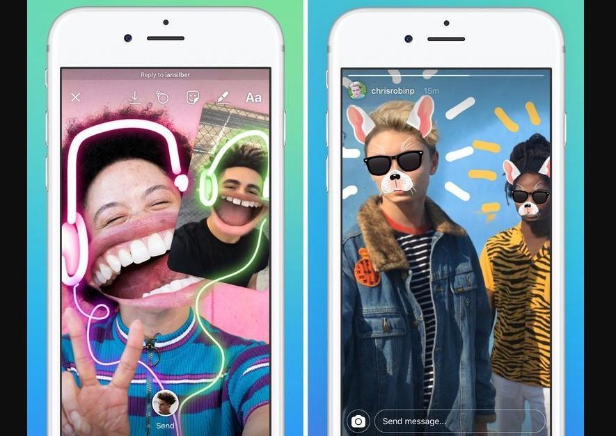 Instagram vs WhatsApp con Direct, la nuova app messaggi