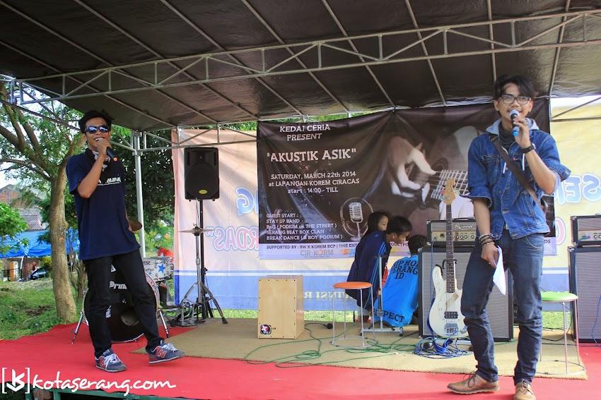 #Event - Akustik Asik By: @kedaiceriaa, @CiRKoRM dan @KotaSerang
