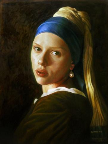 Let S Keep It Wild After Vermeer