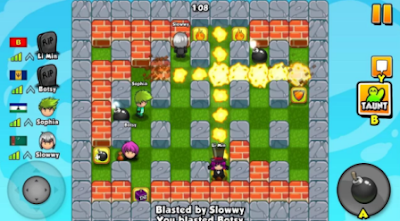 Bomber Friends Mod Apk Android
