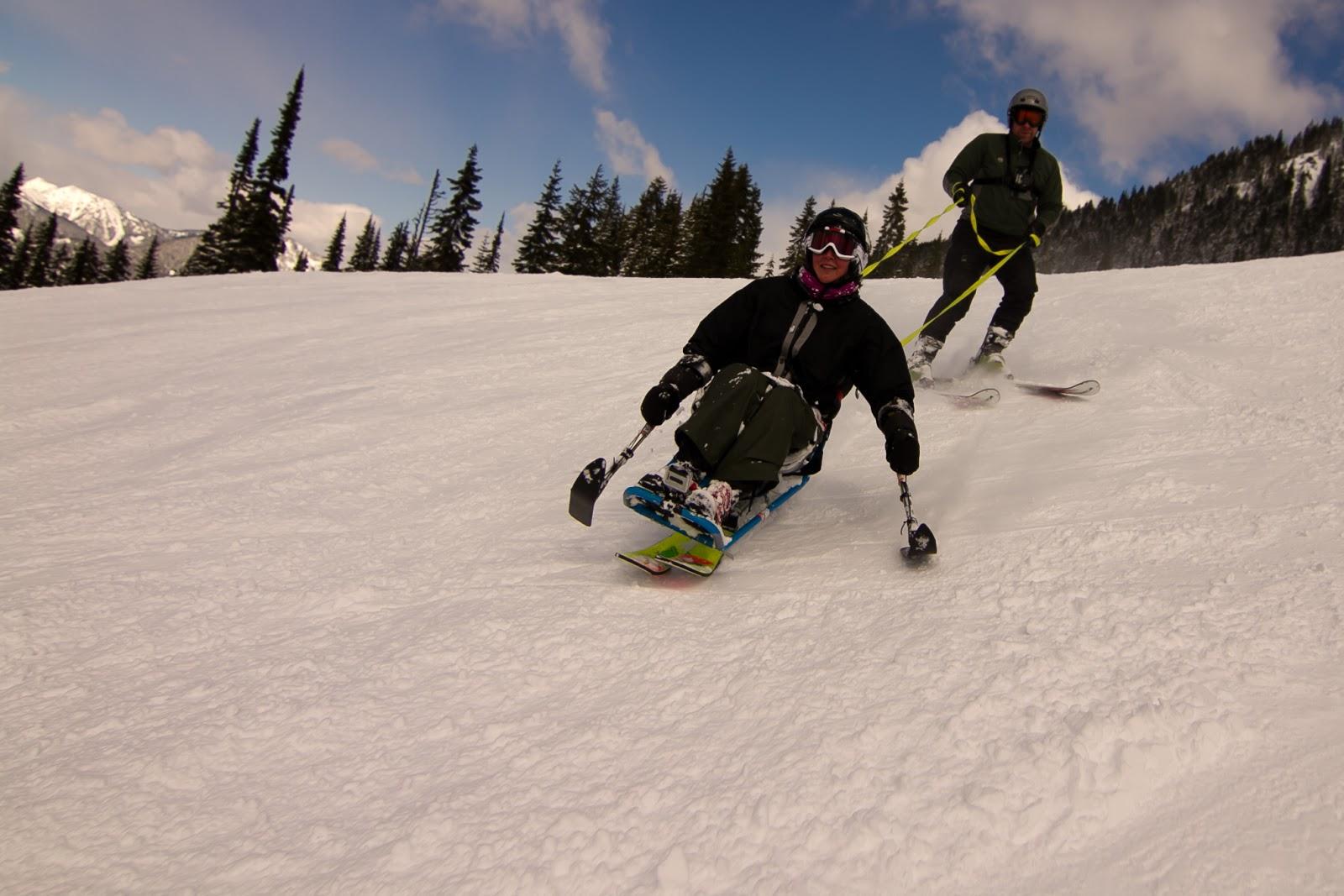 wheelchair skiing best chair inc wandering sit