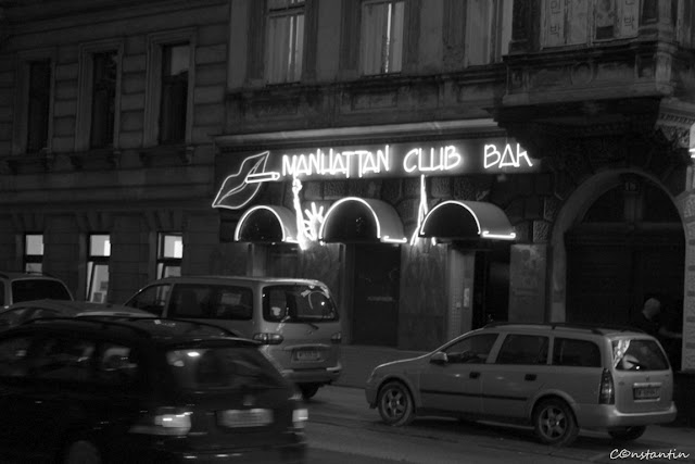 Vienna by night  - bar