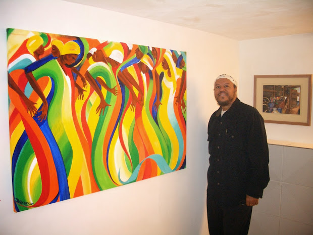Swan Jamaican Artist Soars Magical Portal