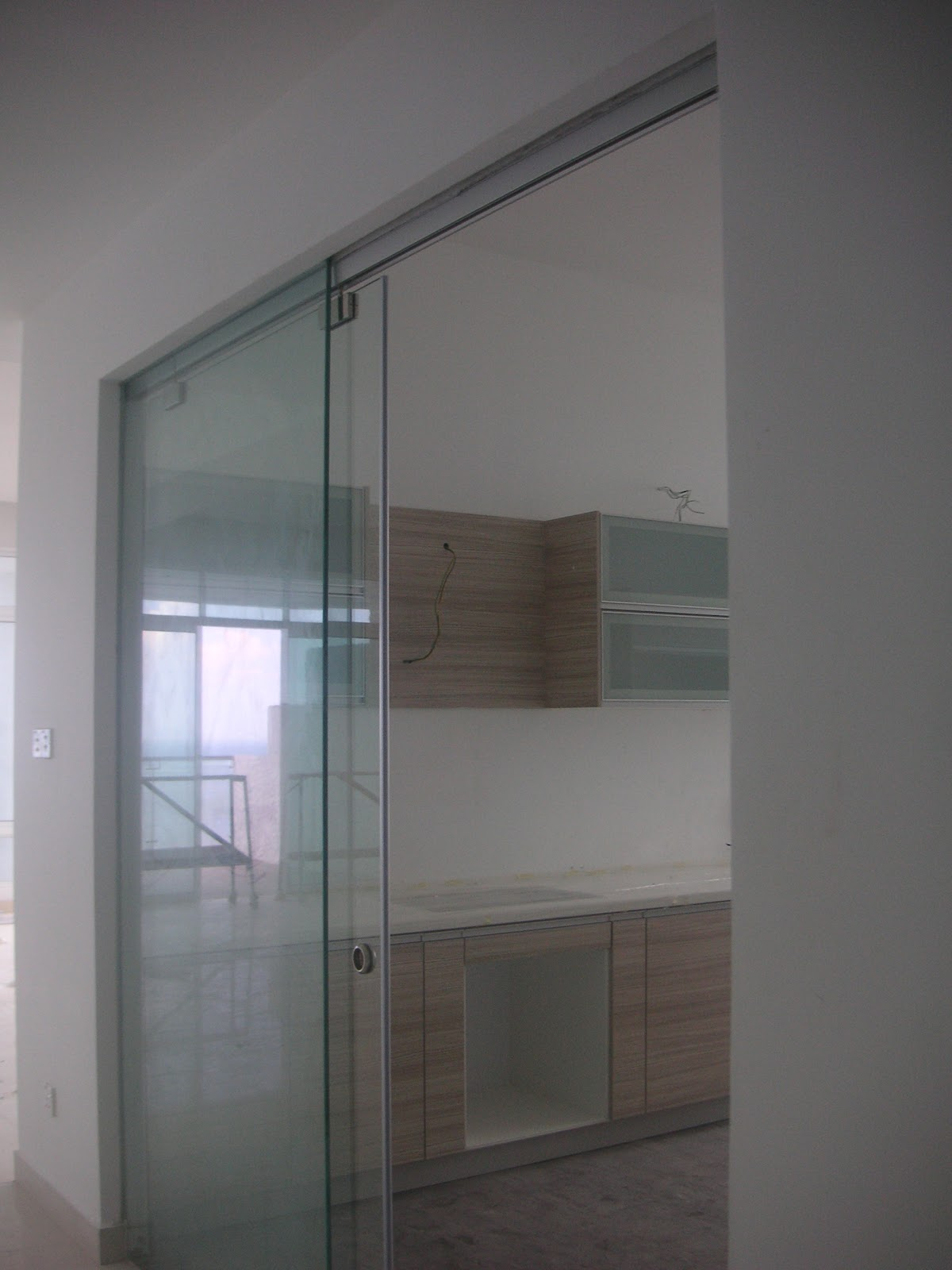 Commercial Kitchen Screen Door
