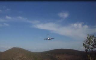 Ovni é testemunhado em região serrana da Bahia