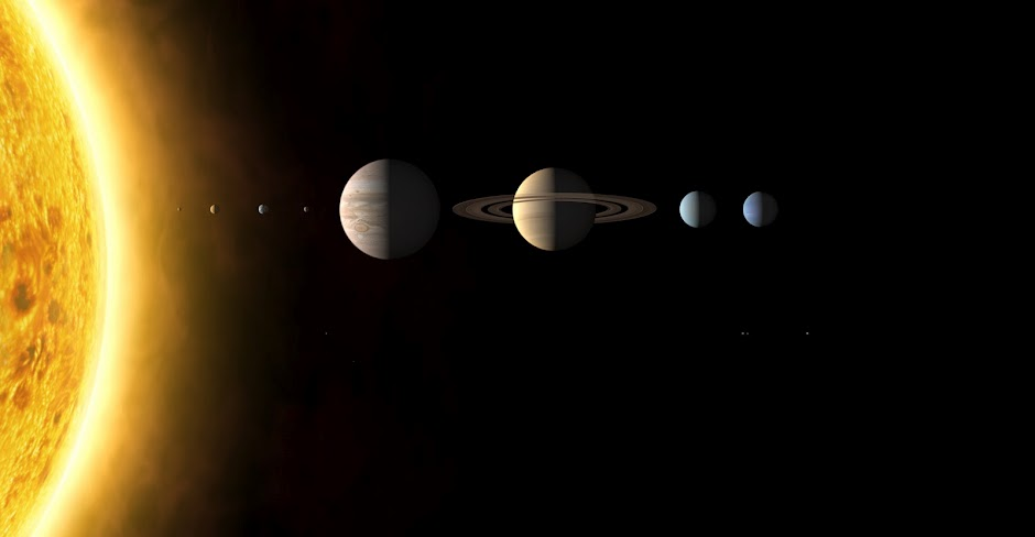 current solar system - photo #4