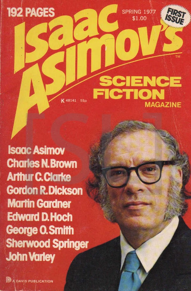 Top Science Fiction and Fantasy Magazines 2017