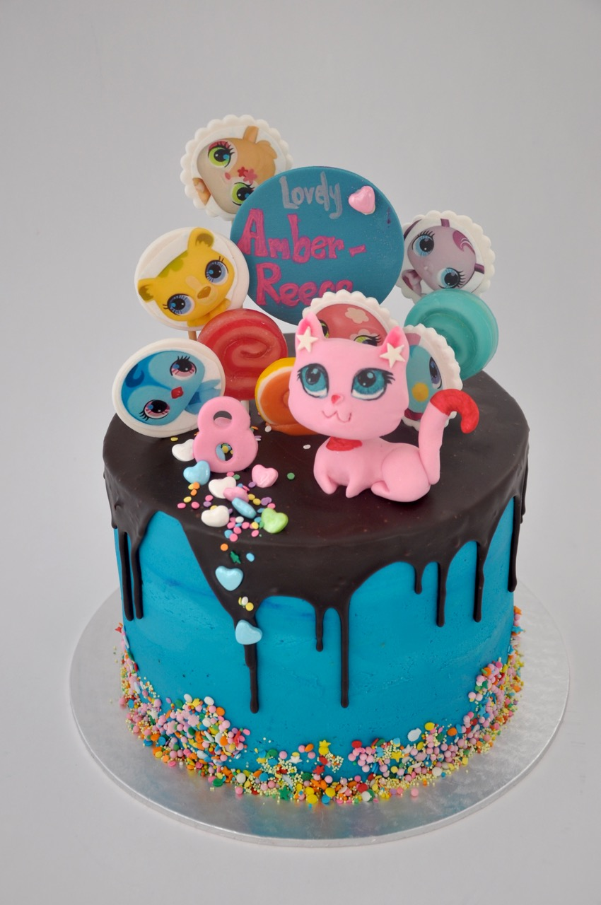 rozanne s cakes littlest pet shop crazy cake on birthday cakes durbanville cape town