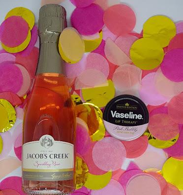 Vaseline Lip Therapy. Jacob's Creek. Review by Rachel Hancock @retrogoddesses
