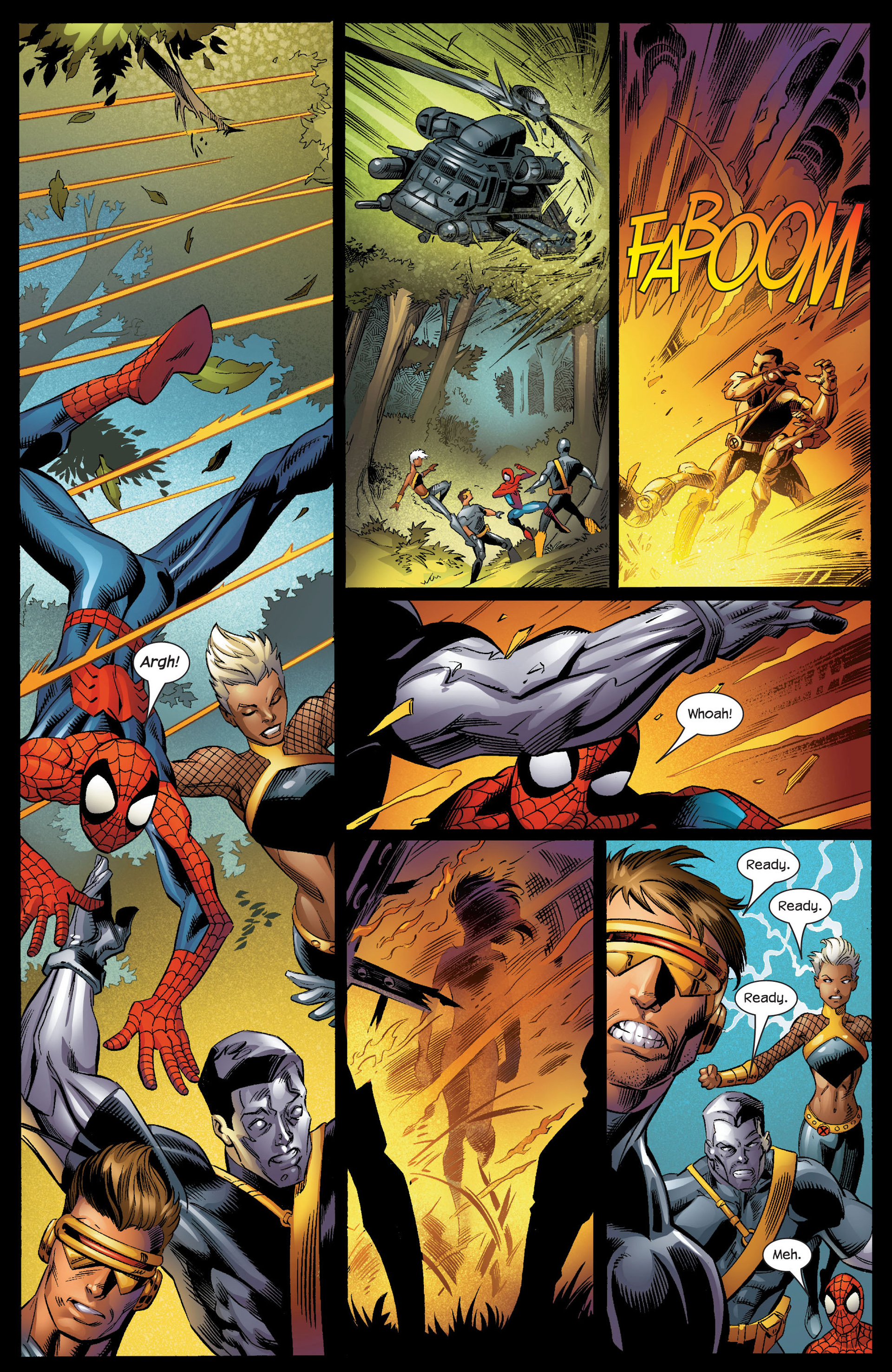 Read online Ultimate Spider-Man (2000) comic -  Issue #92 - 18